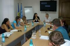 Exkurze Moldavsko 2009 - Field Trip to Moldova, 2009