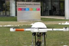 Ukázka leteckých prostředků pro využití v mapování - Drones and Mapping