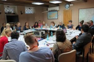 Moldavsko 2015 - EU delegation v Moldavsku