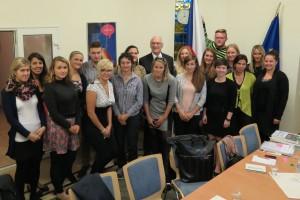 Setkání na české ambasádě