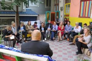 diskuse s velvyslancem SR v Moldavsku